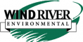 Wind river environmental logo
