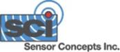 Sensor concepts logo