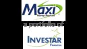 Maxi and investar logo