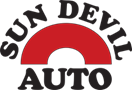 Sun Devil auto logo