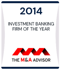 Capstone Partners wins Investment Bank of the Year 2014
