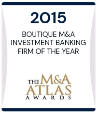 Capstone Partners wins Investment Bank of the Year 2015