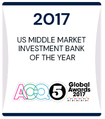 Capstone Partners wins Investment Bank of the Year 2017