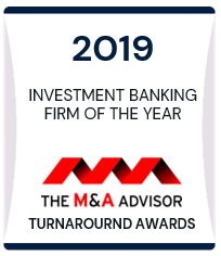 Capstone Partners wins Investment Bank of the Year 2019-Turnaround Awards
