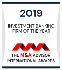Capstone Partners wins Invesment Bank of the Year M&A Advisor International Awards 2019