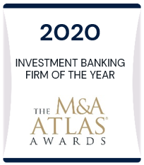 Capstone Partners Invesment Bank of the Year Award 2020
